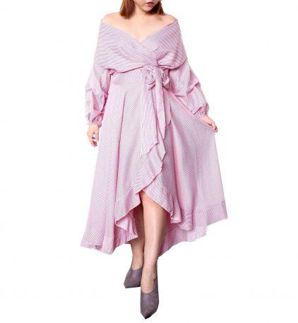 Storet Wrap Dress