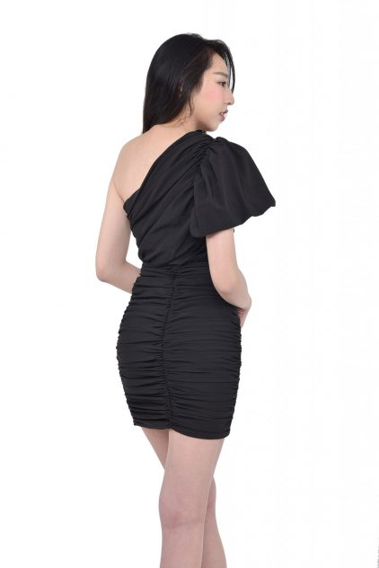 Rumi Dress Black