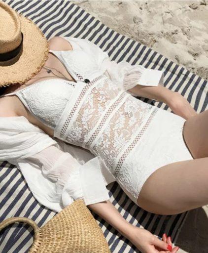 White Angel Bikini