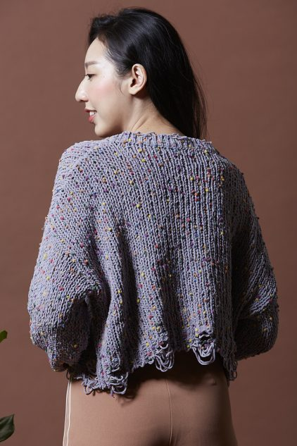 Knit Blouse