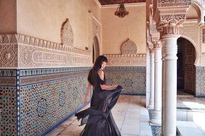 Lola Gown Black