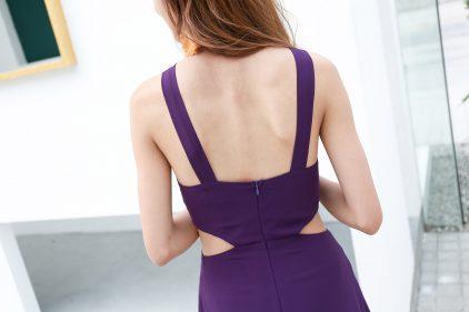 Miu Miu Maxi Purple