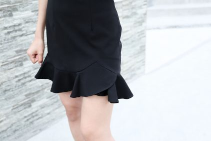 Belinda Dress Black
