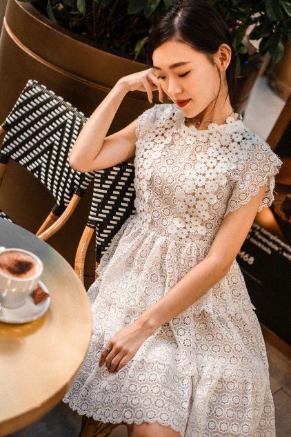 SP Eyelet Dress (BACKORDER)