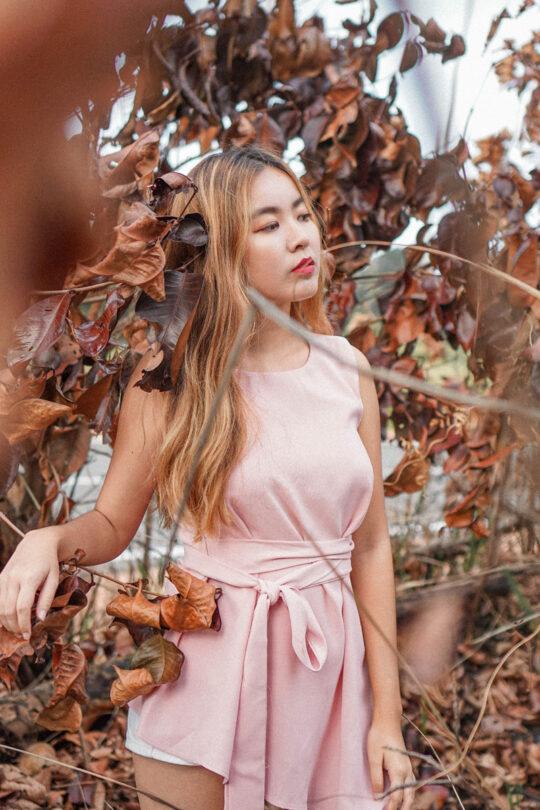 Juju Blouse Pink 4
