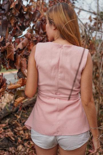 Juju Blouse Pink 11