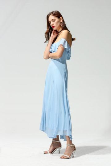 Koko Dress Blue 9