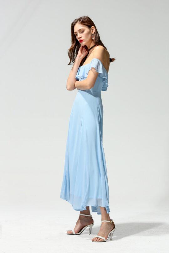 Koko Dress Blue 5