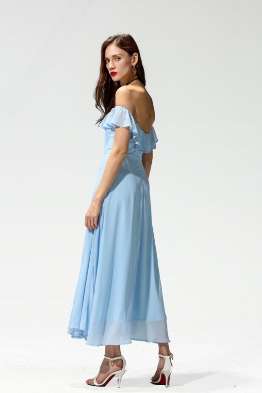 Koko Dress Blue 4
