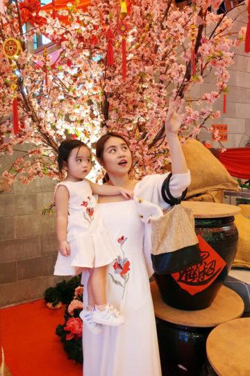 Baby Chenxi Dress White 13