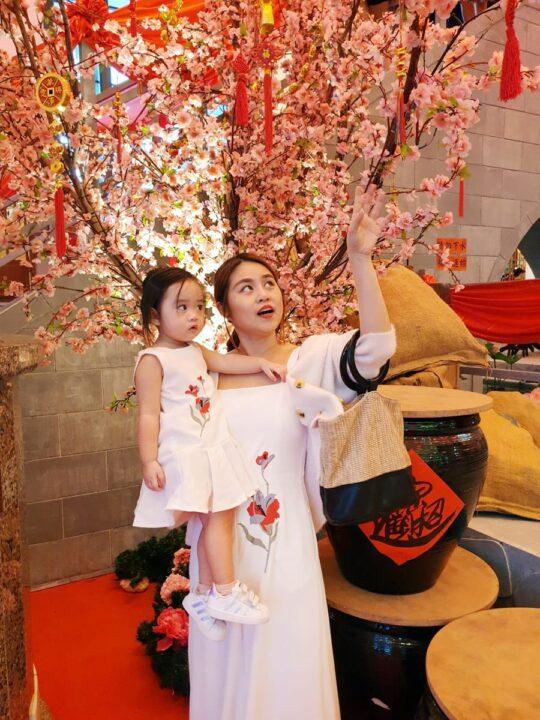 Baby Chenxi Dress White 8