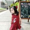 Baby Chenxi Dress White 2