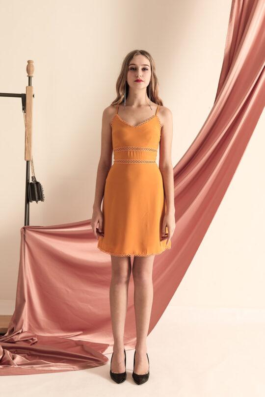 THL Dress Mustard 5
