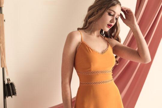 THL Dress Mustard 4