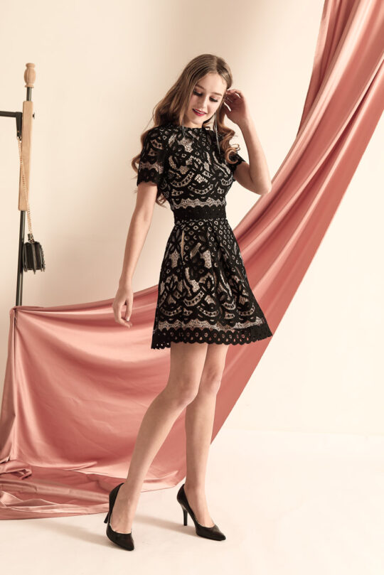 Lover Lace Top Black 6