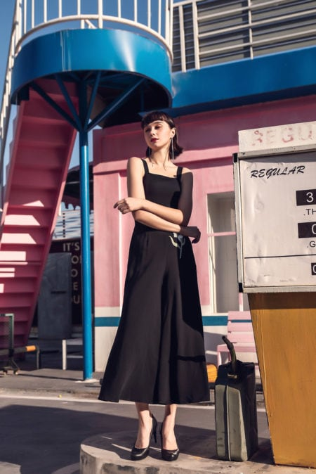 Alina Playsuit Black 11