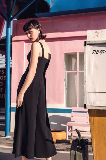 Alina Playsuit Black 12