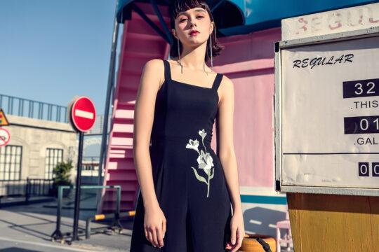 Alina Playsuit Black 8