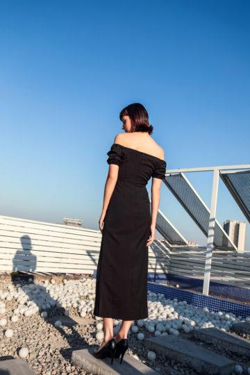 Shu Dress Black 9