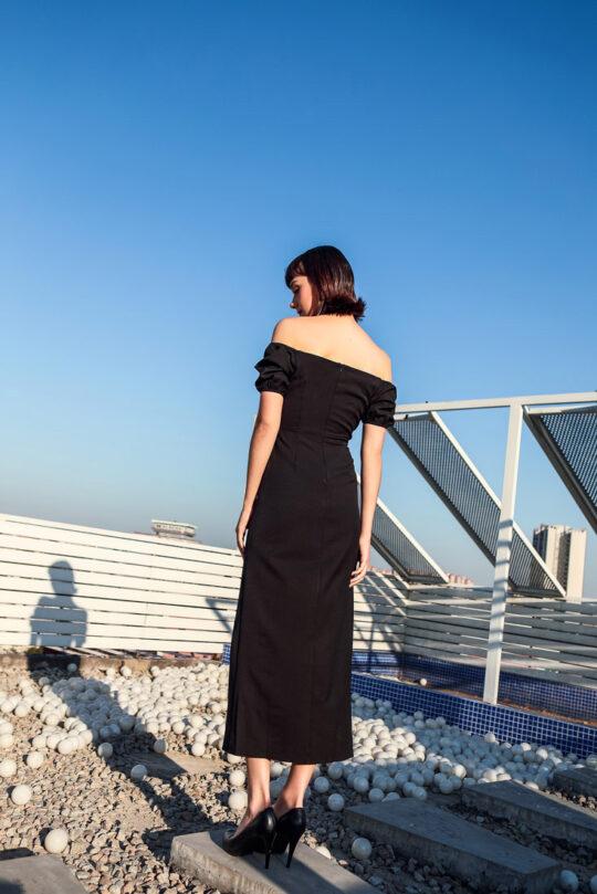 Shu Dress Black 4