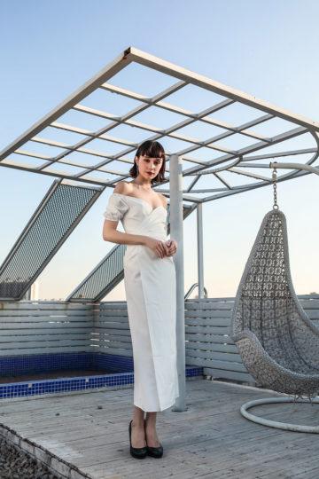 Shu Dress White 9