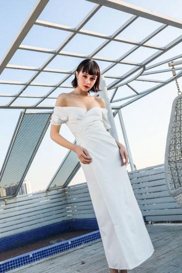 Shu Dress White 10