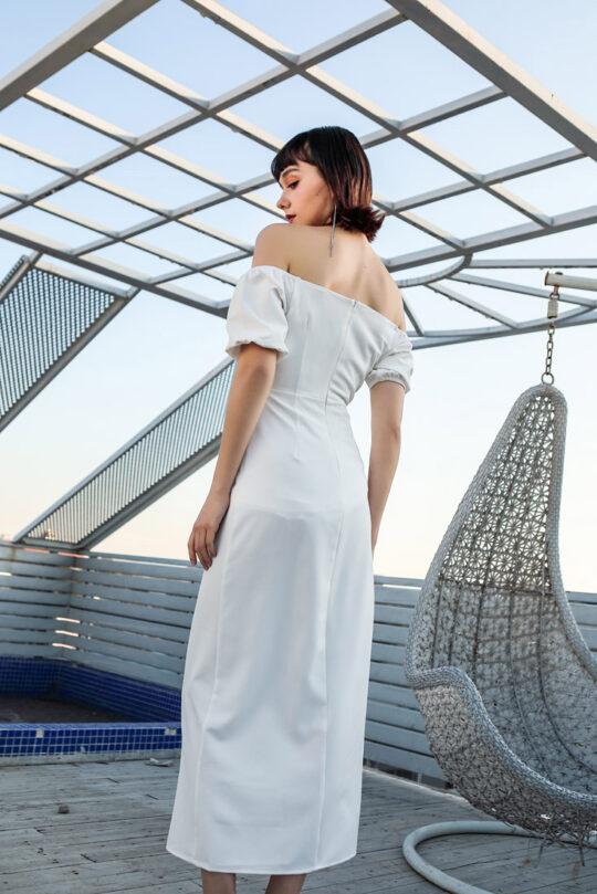 Shu Dress White 4