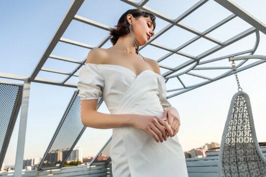 Shu Dress White 7