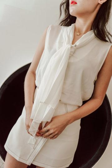 Anna Skirt White 9