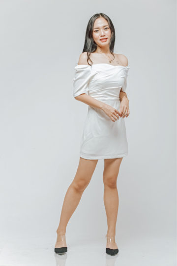 CC Bodycon White 7