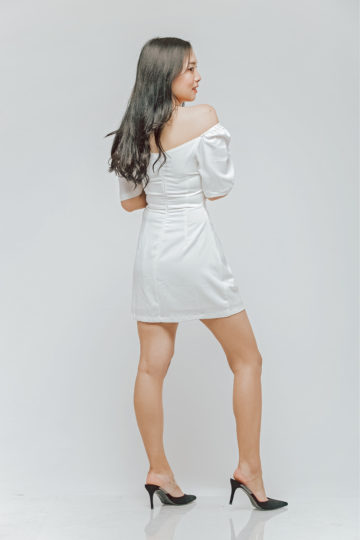 CC Bodycon White 9