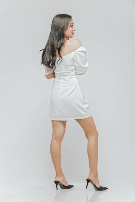 CC Bodycon White 6