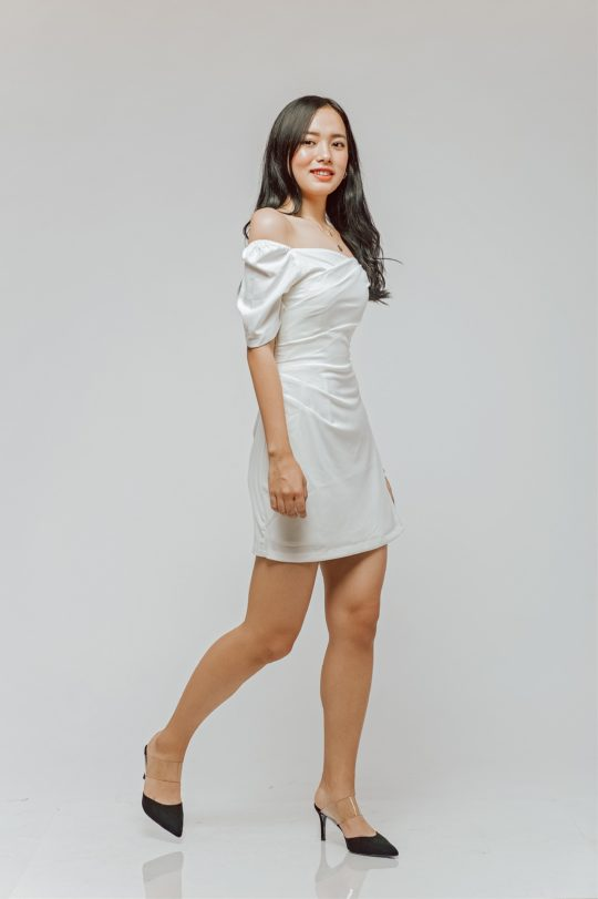 CC Bodycon White 3