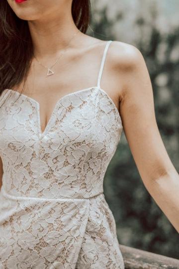 Kayla Lace White 13
