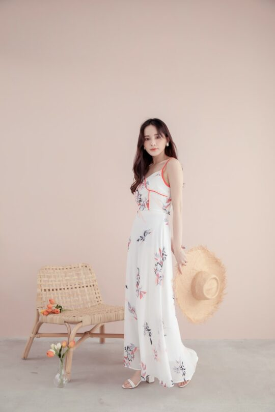 Moonhye Dress White 7