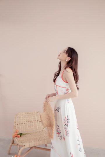 Moonhye Dress White 10