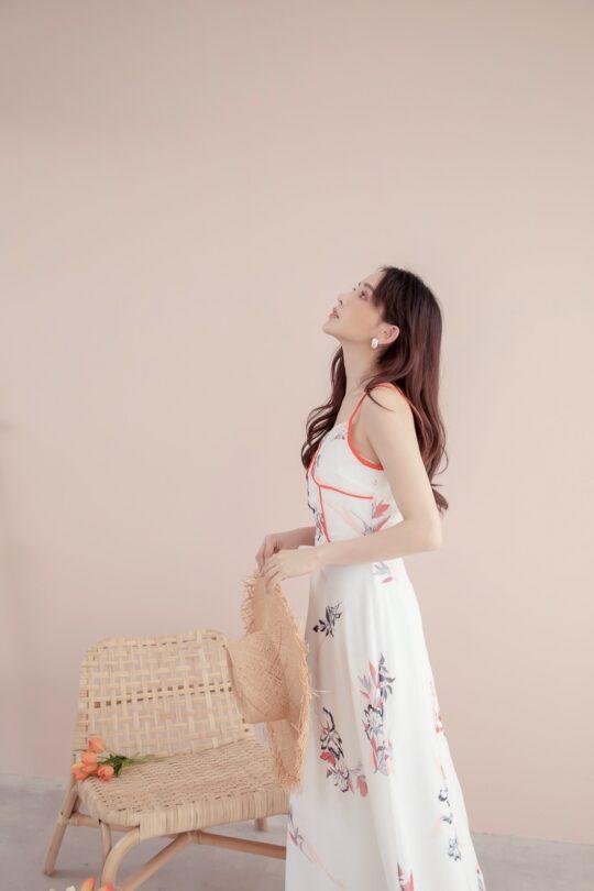Moonhye Dress White 4