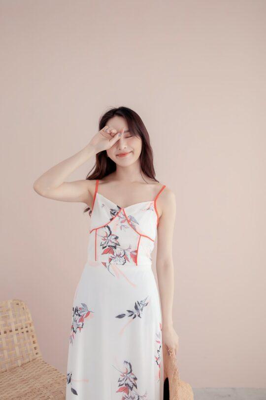 Moonhye Dress White 9