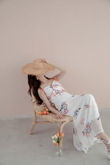 Moonhye Dress White 14