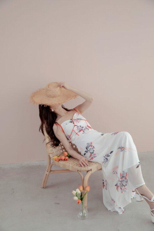 Moonhye Dress White 8