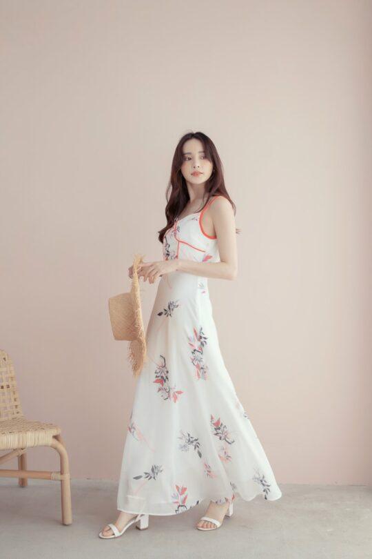 Moonhye Dress White 5