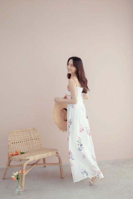 Moonhye Dress White 6