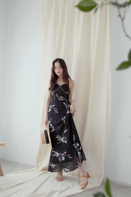 Moonhye Dress Black 3
