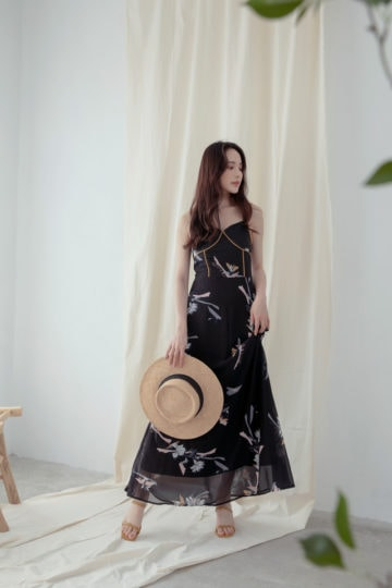 Moonhye Dress Black 16