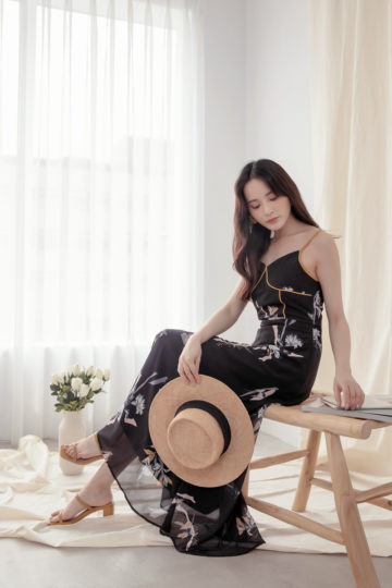 Moonhye Dress Black 12