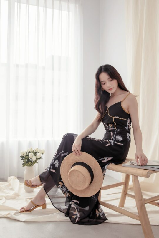 Moonhye Dress Black 5