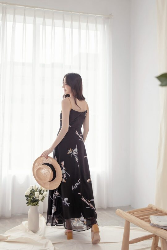 Moonhye Dress Black 8