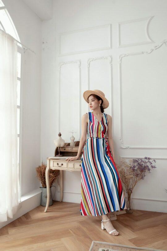 Rainbow Dress 5