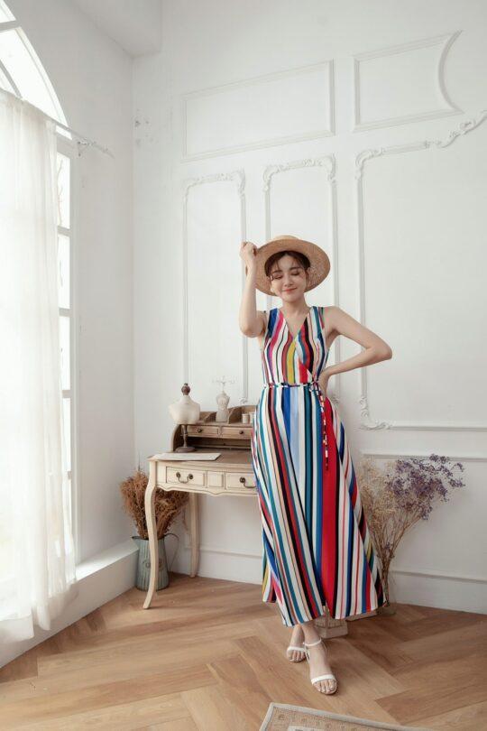 Rainbow Dress 6
