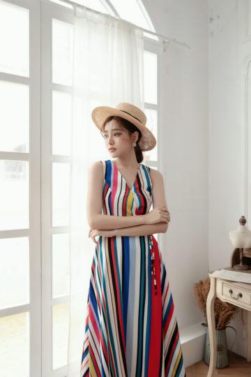 Rainbow Dress 12